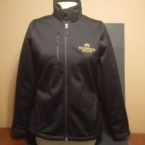 Antigua Women's Black Traverse Jacket